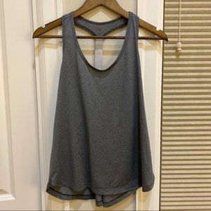 Workout racerback tank - L
